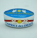 【マリアージュセット】カプリス・デ・デュー(CAPRICE des DIEUX)【120g】【要冷蔵チーズ 白カビタイプ】とダニエル・ショタール サンセール ルージュ(Daniel Thotard Sancerre Rouge)【赤/フルボディ】
