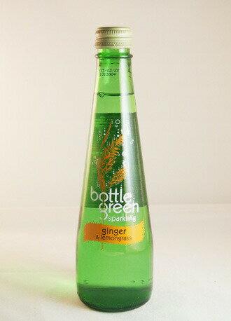 ボトルグリーン レモングラス&ジンジャー  bottlegreen sparkling ginger&lemongrass