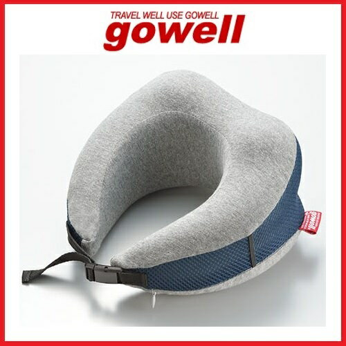 低反発ピロー かるラクーン (グレー) gowe...の商品画像