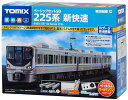 TOMIX Nゲージ 鉄道模型 ベーシックセットSD 225系新快速 90171