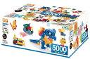 LaQ ラキュー ベーシック 5000 BASIC 知育玩具/知育ブロック/ブロック/LAQ 5000/ヨシリツの画像