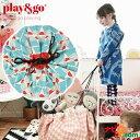 Play&go プレイアンドゴー お片付けバッグ&プレイマット Badminton バドミントン PG9970