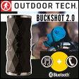 OUTDOOR TECH(アウトドアテック) BUCKSHOT 2.0 (バックショット 2.0) Black/Chrome(ブラック/クローム) OT2301-CHR