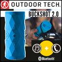OUTDOOR TECH(アウトドアテック) BUCKSHOT 2.0 (バックショット 2.0) Electric Blue(エレクトリックブルー) OT23...