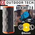 OUTDOOR TECH(アウトドアテック) BUCKSHOT 2.0 (バックショット 2.0) Grey/Orange(グレー/オレンジ) OT2301-GR