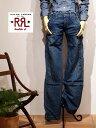 【SALE】【RRL by Ralph Lauren】ラルフローレン DOUBLE RL ダブルアールエル デニムワークパンツ
