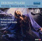 瓦格纳∶音乐剧「Tristan and Isolde」(亮点)(porasuki)[SACD][ワーグナー:楽劇「トリスタンとイゾルデ」(ハイライト)(ポラスキ)[SACD]]