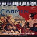 Composer: A Line - E.アルフテル(1905-1989):サイレント・フィルムのための音楽「カルメン」(1926)