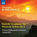 作曲家名: Ka行 - カルウォヴィチ(1876-1909):復活交響曲
