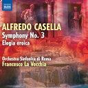 作曲家名: Ka行 - カセッラ(1883-1947):交響曲 第3番 他