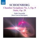 Composer: Sa Line - シェーンベルク(1875-1951):室内交響曲 第1番&組曲 Op.29