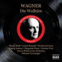 ワーグナー:楽劇「ワルキューレ」(フルトヴェングラー)(1954年)