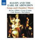 ハイドンとアビンドン卿 歌曲と室内楽作品集