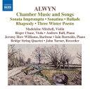 作曲家名: A行 - アルウィン(1905-1985):ピアノ五重奏のためのラプソディ、ヴァイオリンとヴィオラのための即興的ソナタ、他