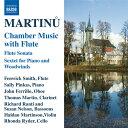 Composer: Ma Line - マルティヌー:フルートを含む室内楽曲集