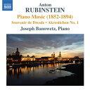 Instrumental Music - ルビンシテイン:ピアノ作品集 第2集(1852-1894)