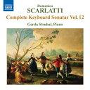 作曲家名: Sa行 - D.スカルラッティ:鍵盤のためのソナタ全集 第12集