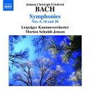 Composer: Ya Line - J.C.F.バッハ:交響曲 第6番、第10番、第20番