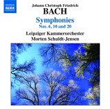 J.C.F.巴赫∶交响曲第6号,第10号,第20号[J.C.F.バッハ:交響曲 第6番、第10番、第20番]