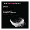 Composer: Sa Line - シベリウス:交響曲第5番/ルトスワフスキ:管弦楽のための協奏曲