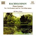 作曲家名: Ra行 - ラフマニノフ:ピアノソナタ1&2番