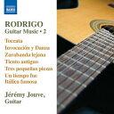 Composer: Ra Line - ロドリーゴ:ギター作品集 第2集