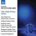 プティジラール:バレエ音楽「星の王子さま」(2010) 〜混声合唱、クラリネット、ハープとパーカッションのための組曲
