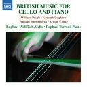 作曲家名: A行 - イギリスのチェロ作品集