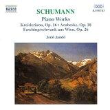 舒曼∶kuraisureriana Op. 16/维也纳的狂欢节的滑稽Op. 26[シューマン:クライスレリアーナ Op. 16/ウィーンの謝肉祭の道化 Op. 26]