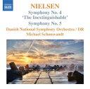 Composer: Na Line - ニールセン:交響曲 第4番「不滅」&第5番