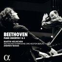 ベートーヴェン: ピアノ協奏曲1&4