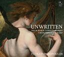 樂天商城 - Unwritten 書かれたことのない…バロック時代のハープ作品集 バッハ、ビーバー、コレッリ、マリーニのヴァイオリンのための作品をハープで