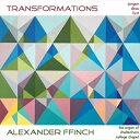 交響曲 - Transformations オルガン作品集