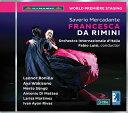 樂天商城 - メルカダンテ:歌劇《フランチェスカ・ダ・リミニ》(CD)
