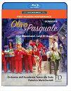 樂天商城 - ドニゼッティ:歌劇《オリーヴォとパスクワーレ》[Blu-ray Disc]