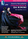 乐天商城 - メルカダンテ:歌劇《フランチェスカ・ダ・リミニ》(DVD)
