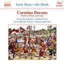 楽天ナクソス ミュージックストアカルミナ・ブラーナ〜中世の詩と歌
