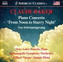 樂天商城 - ベーカー:ピアノ協奏曲「真昼から星空へ」