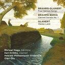 Composer: Ma Line - ブラームス作品の編曲集(グラナート、ベリオによる管弦楽編曲版)