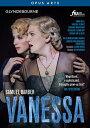 古典 - バーバー:歌劇《ヴァネッサ》[DVD]