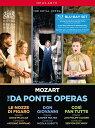 モーツァルト:ダ ポンテ オペラBOX Blu-ray, 4枚組