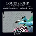 Composer: Sa Line - 【在庫処分特価!】シュポア:フルートとハープによる作品集 アンドラーシュ・アドリヤン、マリエル・ノールマン