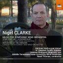 樂天商城 - ナイジェル・クラーク:シンフォニック・ウィンズのための音楽集