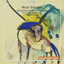 作曲家名: A行 - アルトゥール・シュナーベル:弦楽四重奏曲集 第1集
