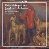葡萄酒gal墨粉∶交响作品集第6集(Weingartner∶ Symphonic Works Vol.6)[SACD][ワインガルトナー:交響作品集 第6集 (Weingartner: Symphonic Works Vol.6) [SACD]]