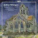 ユリウス・レントヘン:交響曲集