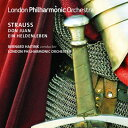 Composer: Ra Line - リヒャルト・シュトラウス:交響詩「ドン・ファン」Op.20/交響詩「英雄の生涯」Op.40