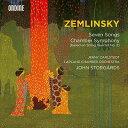 Composer: Ma Line - ツェムリンスキー:夜と夢の7つの歌/室内交響曲