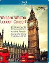 樂天商城 - ウィリアム・ウォルトン:ロンドン・コンサート[Blu-ray Disc]