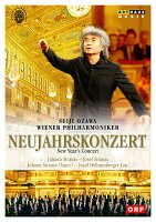 小澤征爾指揮  ニューイヤーコンサート 2002年